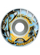 Paradise Wheels Rodriguez Sun - 52mm - Skateboard Wheels