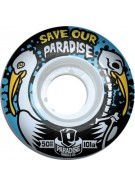 Paradise Wheels Save Our Paradise - 50mm - Skateboard Wheels