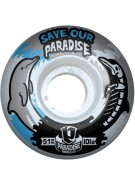 Paradise Wheels Save Our Paradise - 51mm - Skateboard Wheels