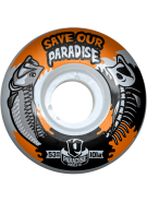Paradise Wheels Save Our Paradise - 53mm - Skateboard Wheels