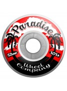 Paradise Wheels Palms - 52mm - Skateboard Wheels