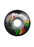 Premium Skateboards 55mm Cigar - Black - 100a - Skateboard Wheels