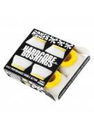 Bones Bushings Hardcore #2 - Medium - White - Set of 4 - Skateboard Bushings