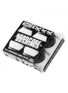 Bones Bushings Hardcore #2 - Hard - White - Set of 4 - Skateboard Bushings