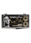 FKD Ortiz Gold Series Abec 7 - Skateboard Bearings