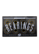 Royal Gold Crown Bearing Set - Skateboard Bearings