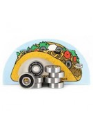 Skate Mental Taco Bearing Set - Skateboard Bearings