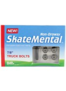 "Skate Mental Non Drowsy 1"" Set - Skateboarding Mounting Hardware"