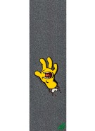 Mob Simpsons Screaming Simpsons Grip Tape 9in x 33in  - 1 Sheet - Skateboard Griptape