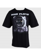 Pink Floyd Spaceman - Black - Band T-Shirt