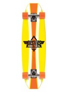Dusters Even Cruiser - Orange - Complete Skateboard