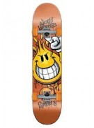 World Industries Raw Flameboy Micro - Orange - 6.75 - Complet Skateboard