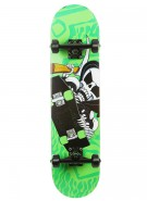 Blind Pool Punk Complete - Green - 7.7 - Complete Skateboard