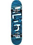 Blind Deadline - Blue/White - 7.6 - Complete Skateboard