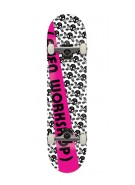 Alien Workshop White Riot - White/Pink - 7.75 - Complete Skateboard