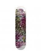 Speed Demons Pedigree PP Complete - Complete Skateboard -Yellow / Pink - Full 7.7