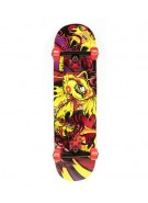 Speed Demons Koi Complete - Yellow/Red - 7.8 - Complete Skateboard