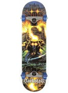 Darkstar Midknight Complete FP - Navy/Yellow - 7.8 - Complete Skateboard