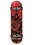 Darkstar Blast Complete Youth FP - Red - 7.3 - Complete Skateboard