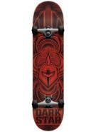Darkstar Scour - Red - 7.7 - Complete Skateboard