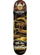 Darkstar Rabid - Yellow - 8.0 - Complete Skateboard