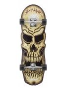 Santa Cruz Phillips Skull Cruzer 9.9in x 32in - Complete Skateboard