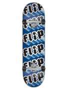 Flip Team Third Dimension Sk8 Completes - 8.0in x 32.2in - Complete Skateboard
