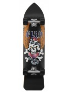Flip Saari Live To Ride Cruzer 7.75in x 32.5in - Complete Skateboard