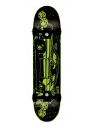Creature Car Club Duster Sk8 Completes Powerply - 8.26in x 31.7in - Complete Skateboard