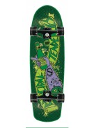 Creature Bruicidal Tendencies Cruzer - 8.2in x 30.7in - Complete Skateboard