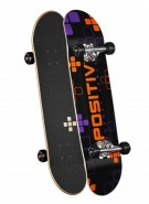 Positiv Skateboards Rodney Jones Digital Series - 7.75 - Complete Skateboard