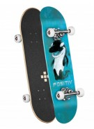 Positiv Mac Walking Orca - Blue - 7.5 - Complete Skateboard