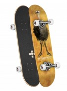 Positiv Jones Ostrich Neck - Purple - 7.625 - Complete Skateboard