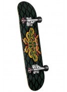 "Powell Golden Dragon - Celtic Dragon 3 - 7.5"" x 31 - Complete Skateboard"