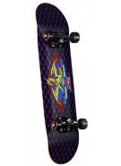 "Powell Golden Dragon - Logo Dragon - 7.625"" - Complete Skateboard"