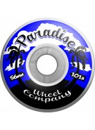 Paradise Wheels Palms - 56mm - Skateboard Wheels