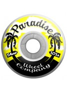 Paradise Wheels Palms - 54mm - Skateboard Wheels