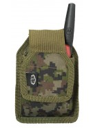 BT Radio Pouch Paintball Harness - Woodland Digi