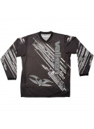2011 Valken Fate Paintball Jersey - Black