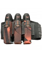 2012 Valken Redemption Paintball Harness 3+6 - Orange Slash