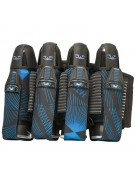 2013 Valken Redemption Paintball Harness 4+7 - Blue Slash