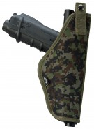 BT Tactical Holster Paintball Harness - Woodland Digi