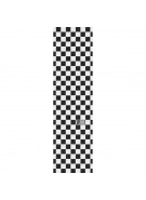 Superior Skateboards Checker - Skateboard Griptape - Black / White
