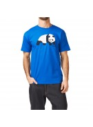 Enjoi Sick Panda Tee - Royal - Mens T-Shirt