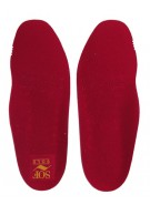 Sof Shoe Soles - Plus - Red 7-8 1/2