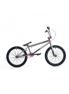 2011 Colony Bikes Endeavor - Matte Clear / Purple