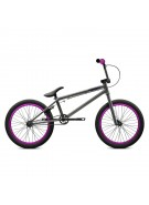 2011 Verde Bikes Prism - Matte Grey / Purple - 20.5""