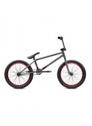 2011 Verde Bikes Spectrum - Grey / Red - 20.5""