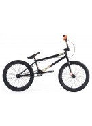 United Recruit RN2 2011 - Flat Black / Orange - Bike