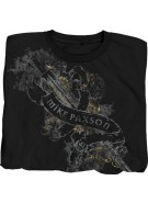 DYE 2010 Mike Paxson T-Shirt - Black